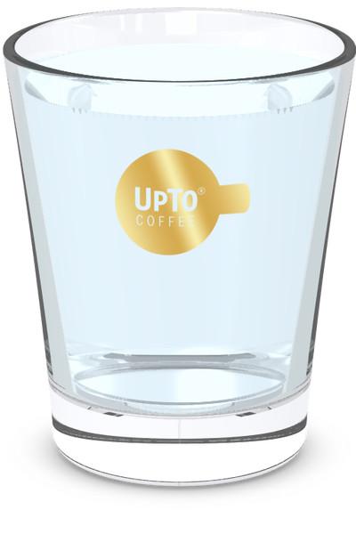 Waterglas goud vol