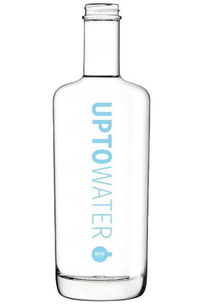 Fles Oxyen 07 liter blauw
