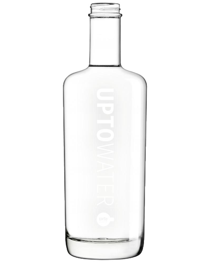 Fles Oxyen 07 liter wit