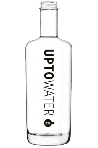 Fles Oxyen 07 liter zwart