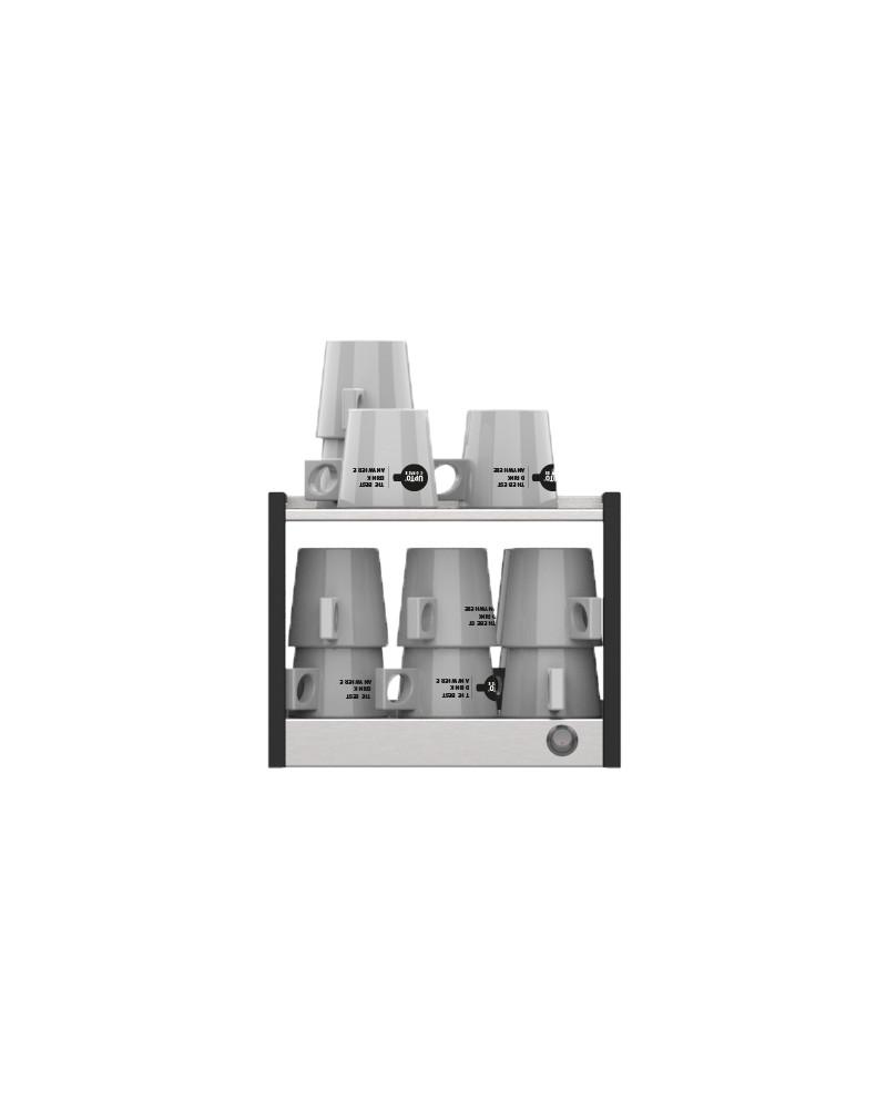 Koppenwarmer milkbase