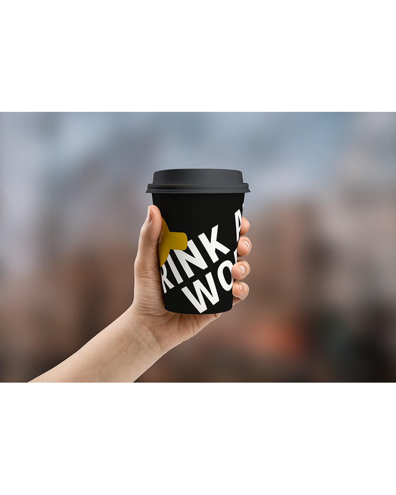 Vending Cup Achtergrond