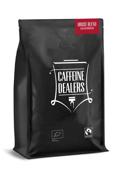 Caffeine Dealers Voorzijde Snelfiltermaling 3d 1kg 03