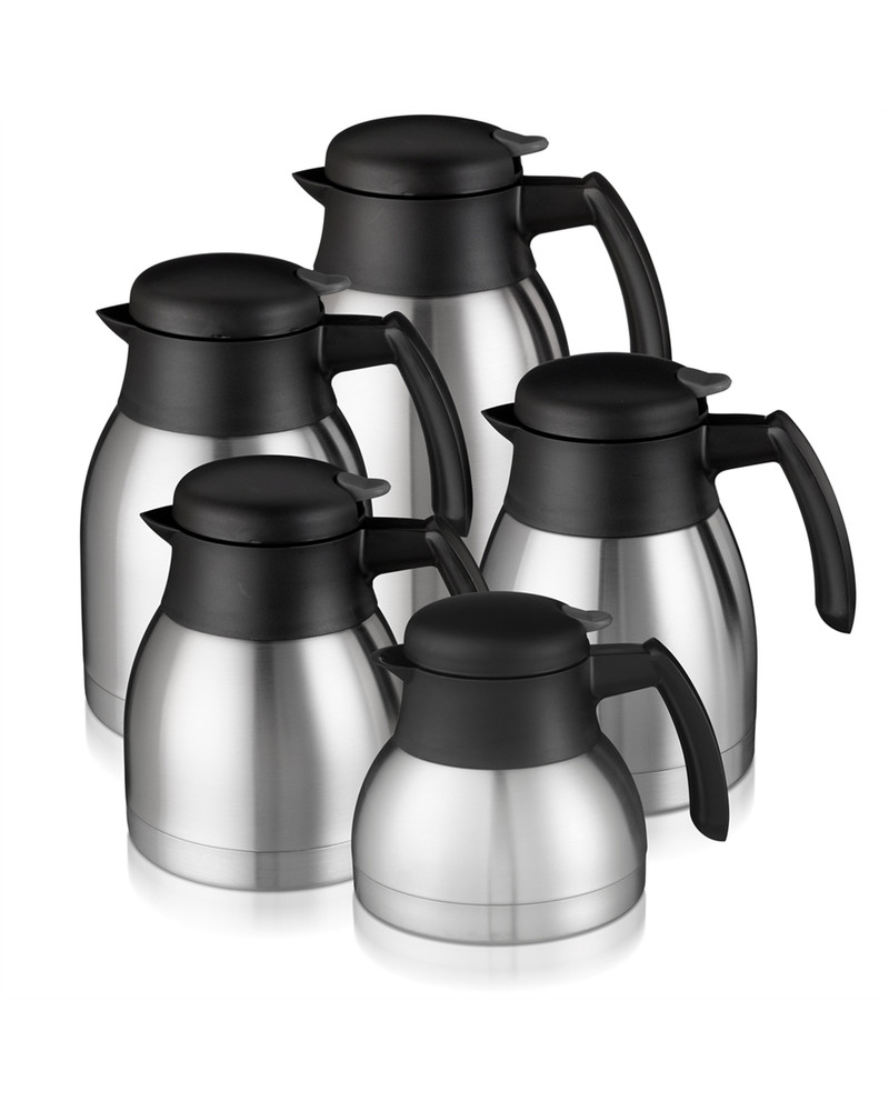 Pho acc vacuum flask black series