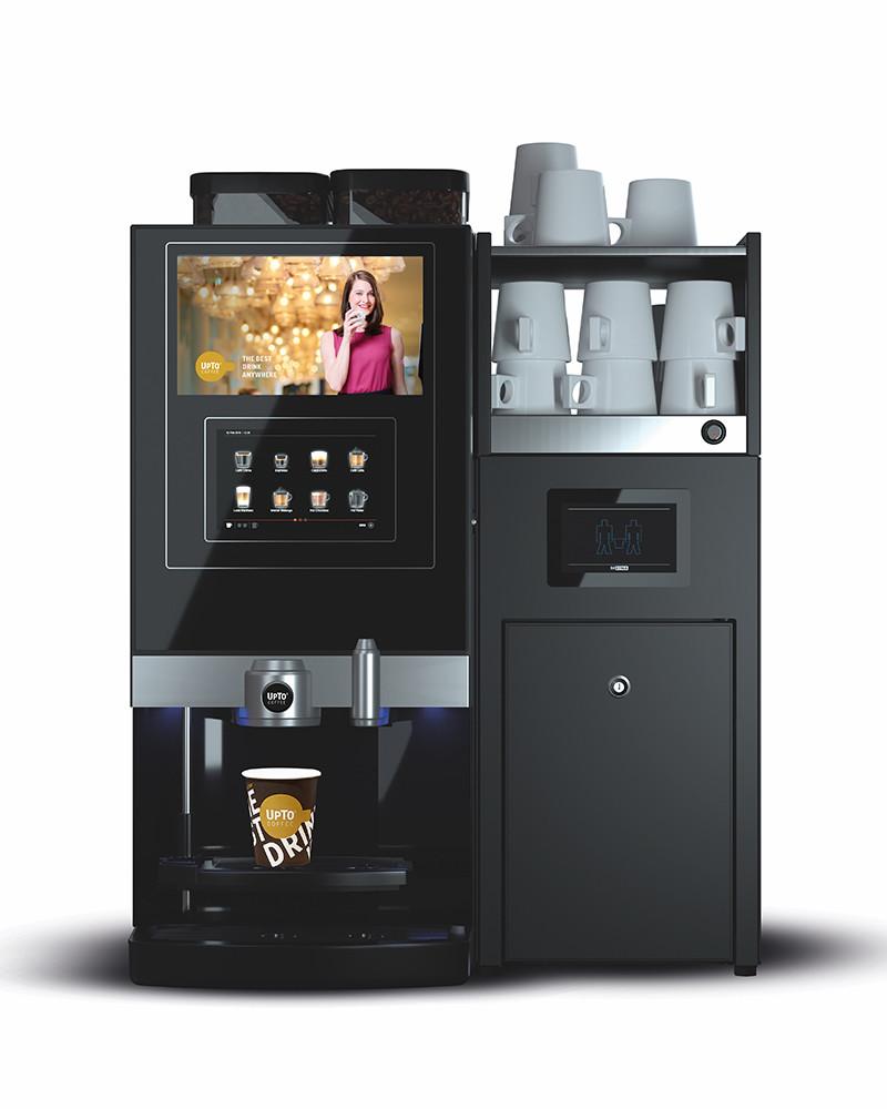 UTC Dorado Espresso Medium met milkbase productinfo 800x1000