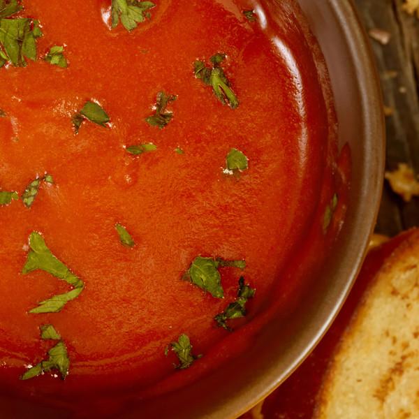 Ingredient sfeer soep