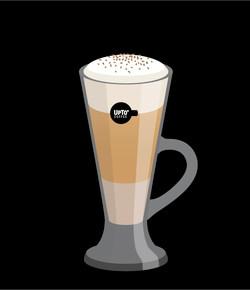 Latte Macchiato zwart 1024x1024 px